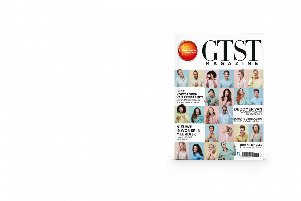 Thumbnail for GTST Magazine