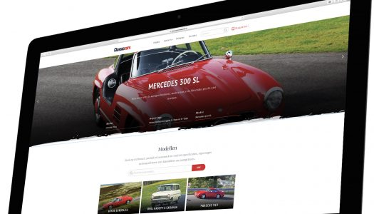 Thumbnail for Auto Review / Classic Cars lanceert website over klassiekers en youngtimers