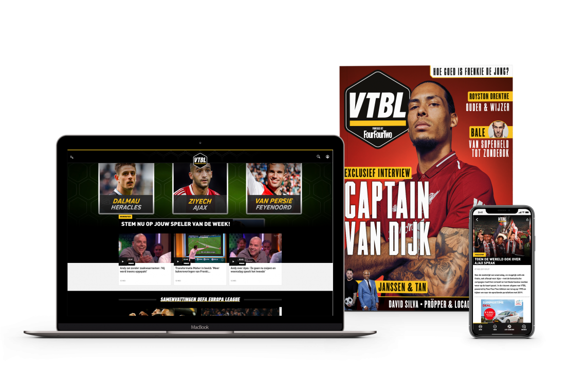 Thumbnail for VTBL powered by FourFourTwo