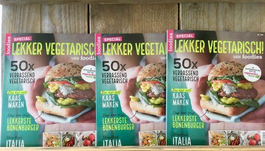 Thumbnail for 'Lekker Vegetarisch': unieke samenwerking van foodies en de Vegetariërsbond