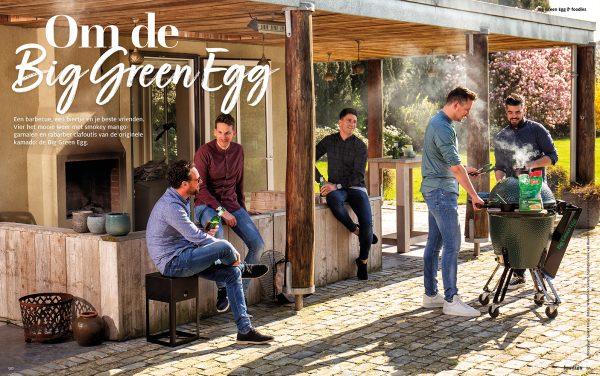 Afbeelding voor Big Green Egg loves foodies