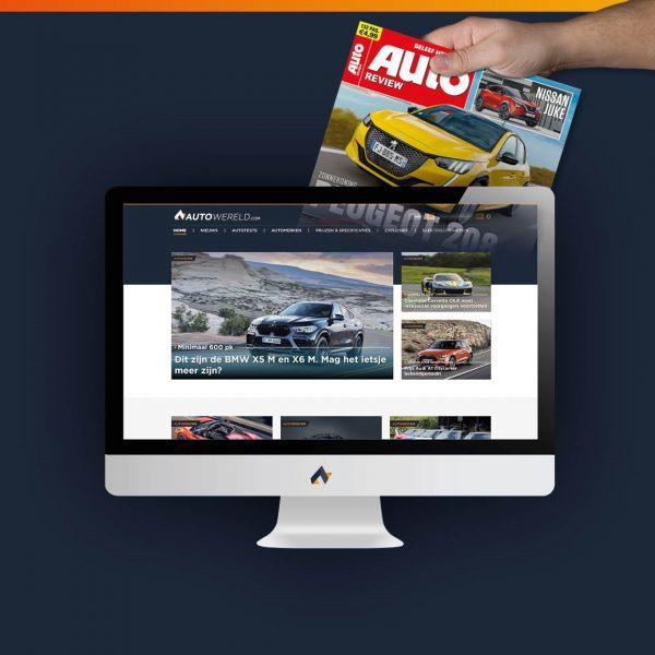 Afbeelding voor Autowereld.com en Auto Review samen aan de slag met volledig vernieuwde site van Autowereld.com