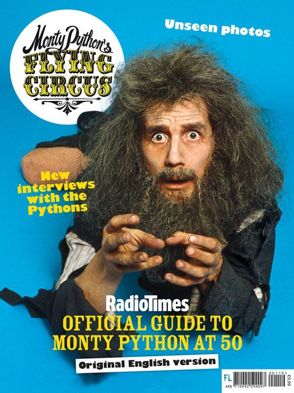 Afbeelding voor 50 jaar Monty Python's Flying Circus