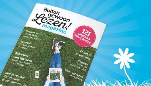 Thumbnail for Buiten gewoon Lezen! magazine