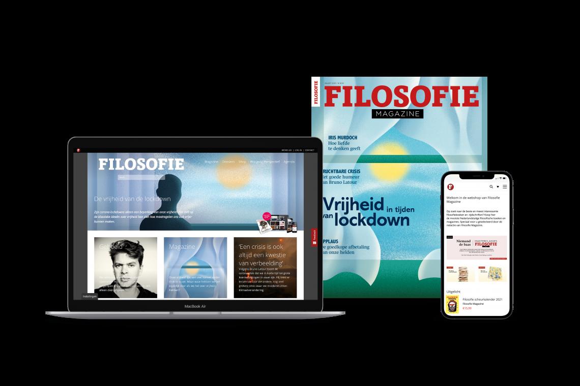 Thumbnail for Filosofie Magazine