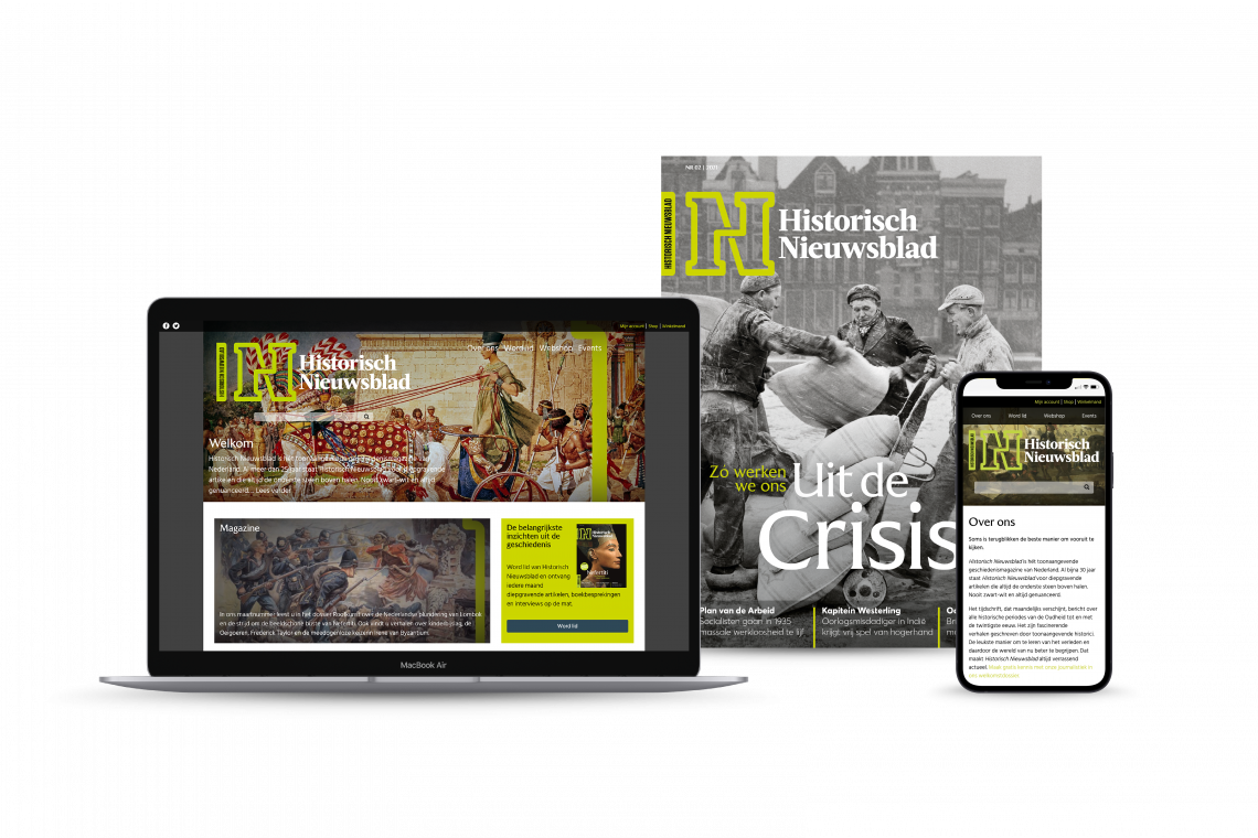 Thumbnail for Historisch Nieuwsblad