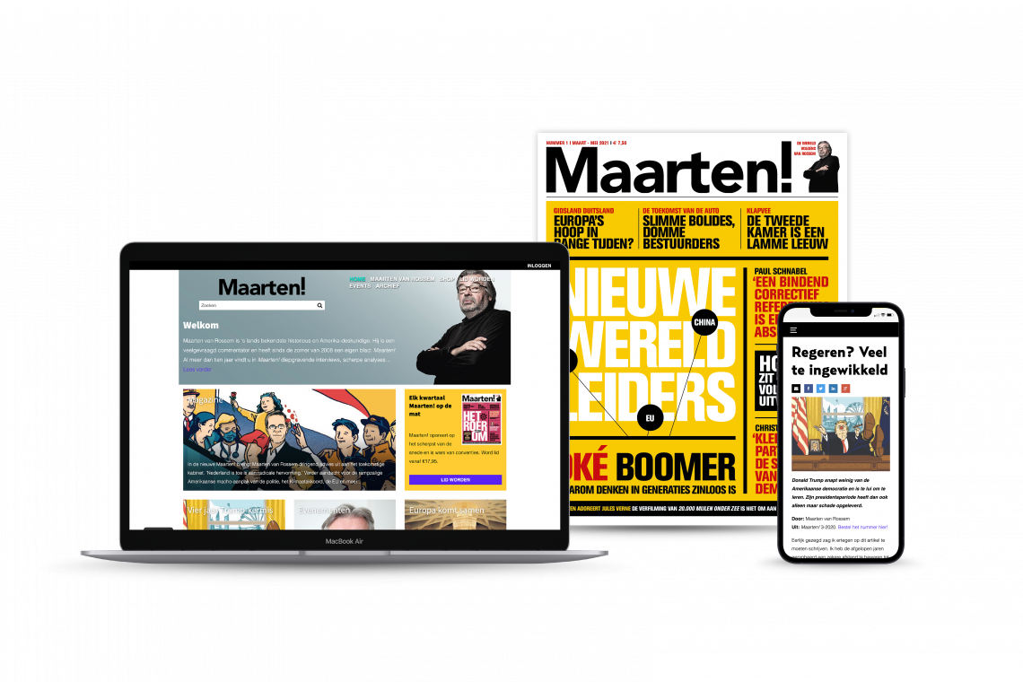 Thumbnail for Maarten!