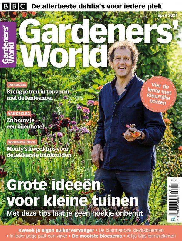 Afbeelding voor Duurzame folie voor Gardeners' World