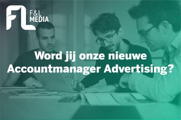 Afbeelding voor Accountmanager Advertising